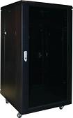 OmniMount - 18-Space A/V Rack - Black