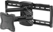 "OmniMount - New Classics TV Wall Mount for Most 42"" - 70"" Flat-Panel TVs - Extends 24-1/8"" - Black"