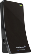 Amped Wireless - High Power Wireless-N Dual-Band Directional USB Adapter - Black