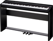Casio - Privia Digital Piano with 88 Touch-Sensitive Keys Best Buy Exclusive - Black