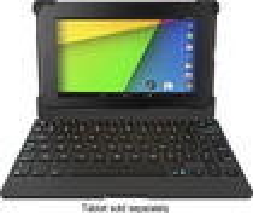 ZAGG - Zaggkeys Folio Keyboard Case - Black