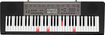 Casio - Portable Keyboard with 61 Lighted Keys