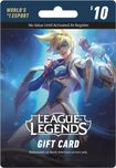 Riot - League of Legends Game Card ($10) - Multicolor