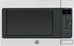 GE - Café 1.5 Cu. Ft. Convection Mid-Size Microwave - Stainless-Steel