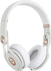 Beats by Dr. Dre - Beats Mixr On-Ear Headphones - White/Rose Gold