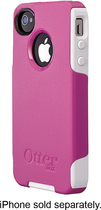 OtterBox - Commuter Series Case for Apple® iPhone® 4 and 4S - Pink