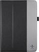 Belkin - Cinema Stripe Folio Case for Samsung Galaxy Tab 2 10.1 - Blacktop