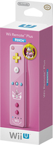 Nintendo - Wii Remote Plus - Princess Peach