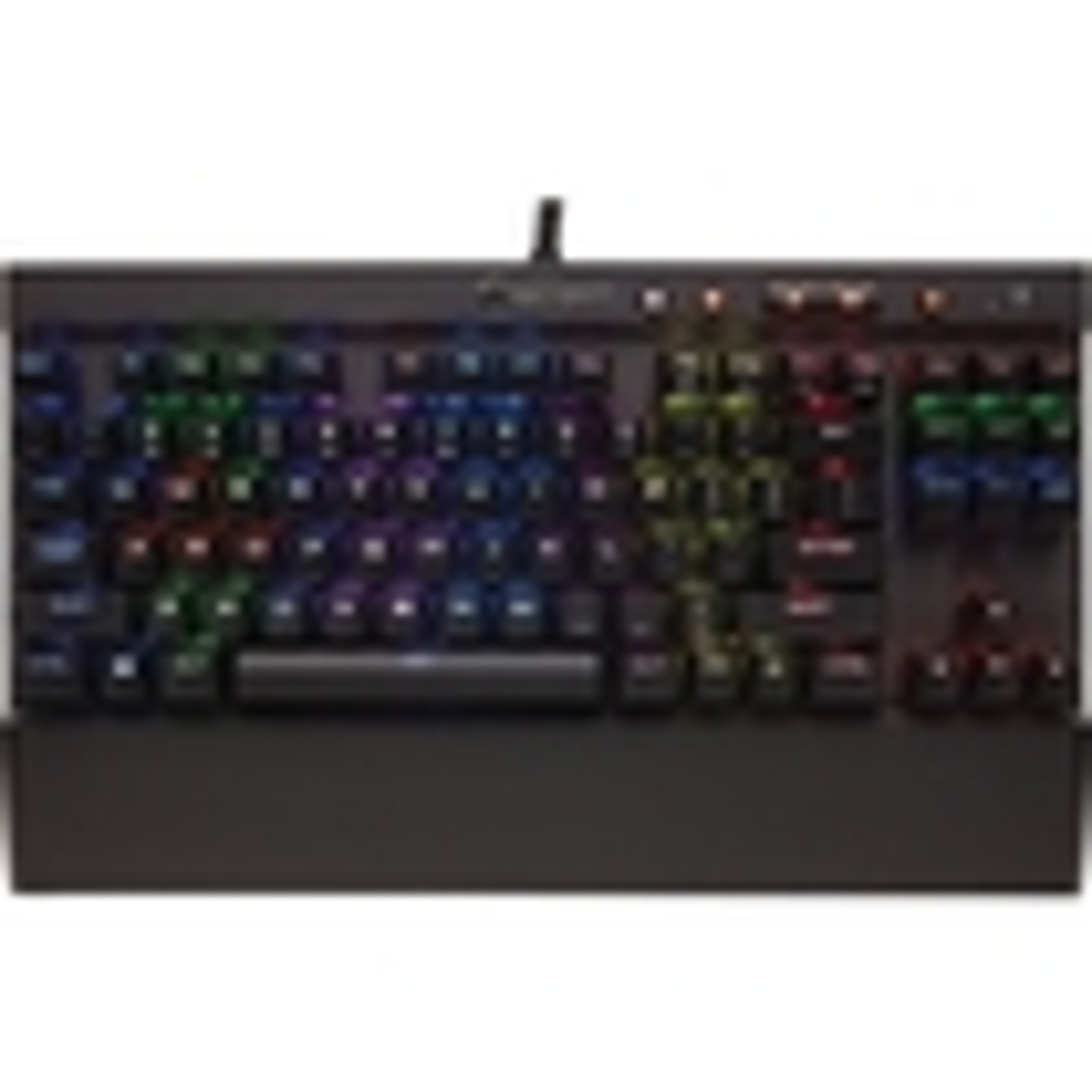 Corsair - K65 Rgb Rapidfire Mechanical Gaming Keyboard