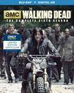The Walking Dead: The Complete Sixth Season [blu-ray] [only @ Best Buy] 5228183