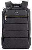 "Solo - Pro Backpack For 15"" Apple Macbook - Black/gold"