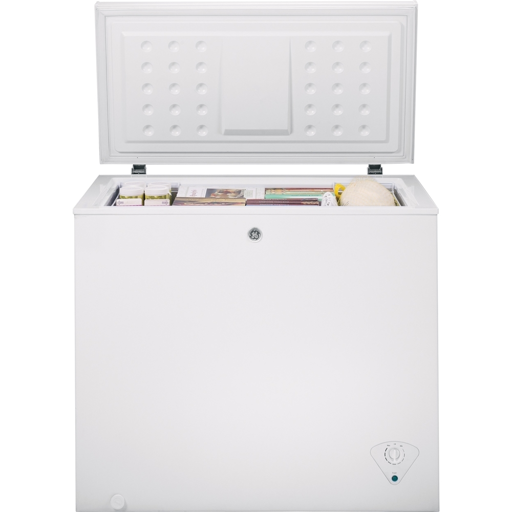 GE 70 Cu Ft Chest Freezer White at Pacific Sales