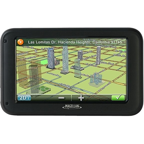 Magellan - RoadMate 5320-LM 5 GPS with Lifetime Map Updates