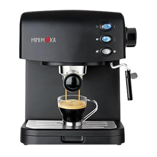 Minimoka - Espresso Maker/coffeemaker - Black 5234461