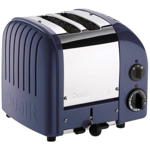 Dualit - Newgen 2-slice Extra-wide-slot Toaster - Blue Laven