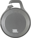 JBL - Clip Portable Bluetooth Speaker - Gray