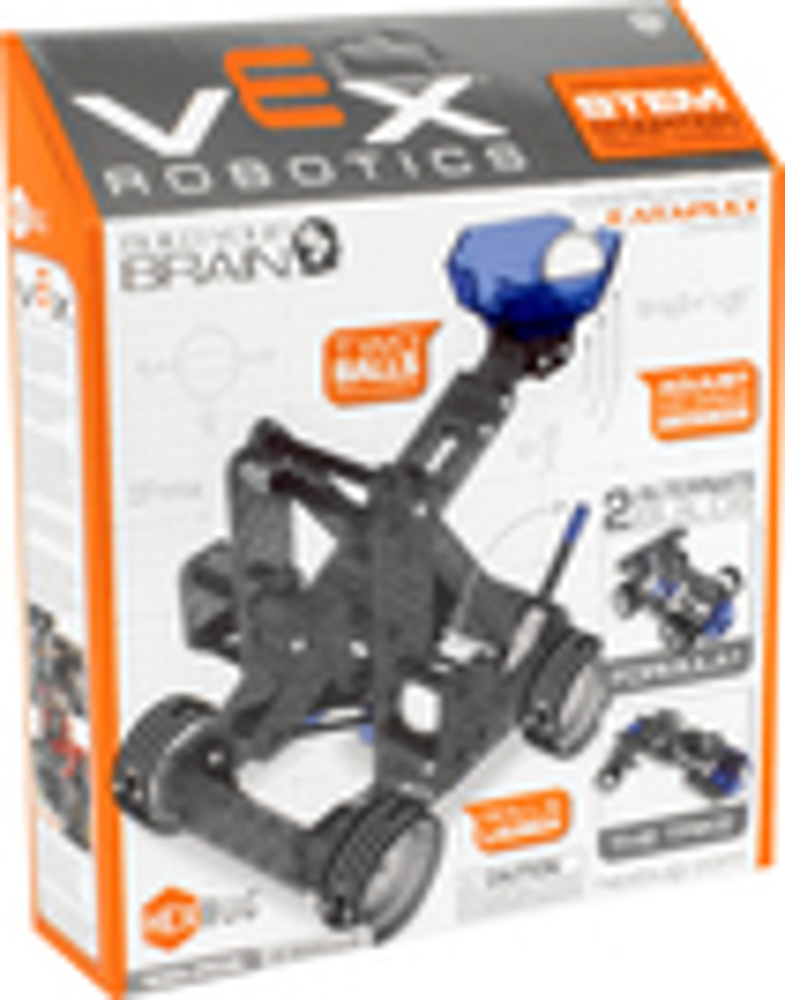 Hexbug - Vex Robotics Catapult Construction Kit - Black 5235806