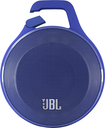 JBL - Clip Portable Bluetooth Speaker - Blue