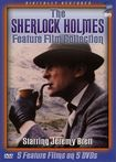 The Sherlock Holmes Feature Film Collection [5 Discs] (dvd) 5239146