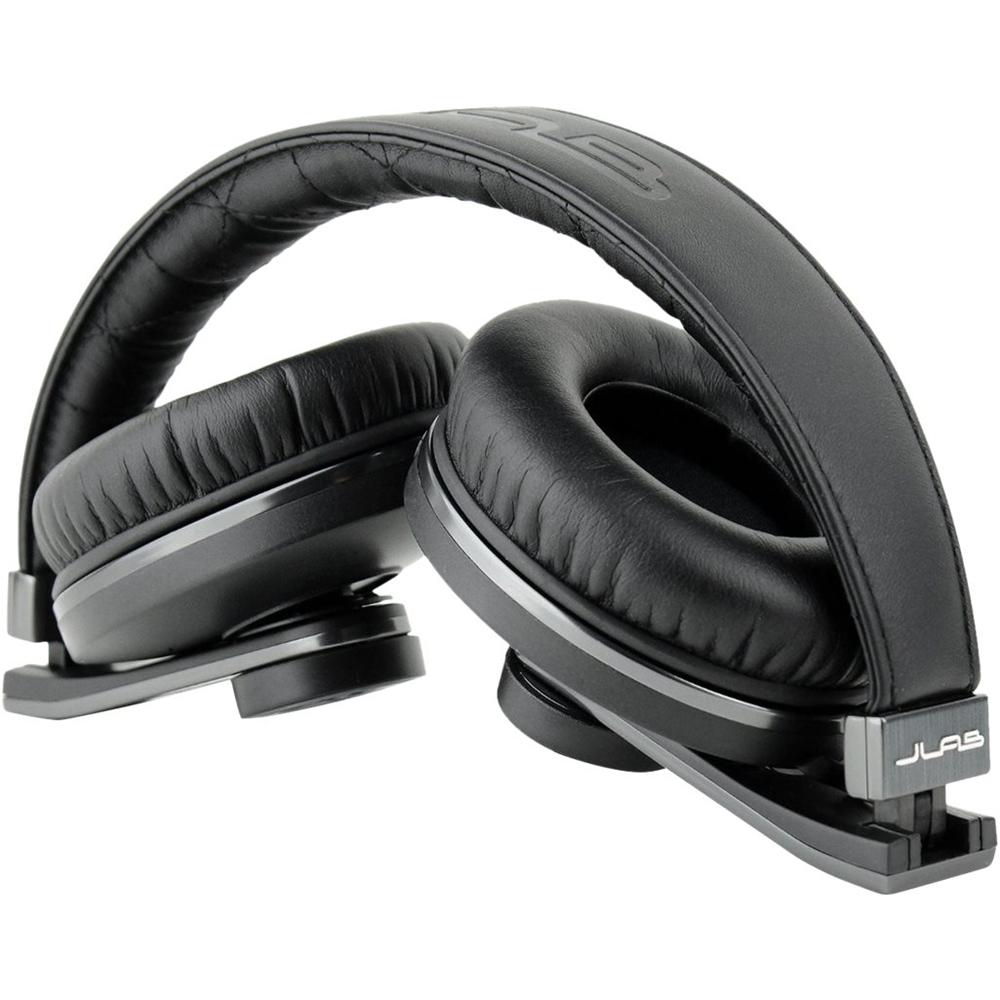 Jlab - Omni Over-the-ear Wireless Headphones - Black