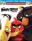 The Angry Birds Movie [includes Digital Copy] [blu-ray/dvd] 5242405