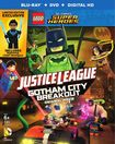 Lego Dc Comics Super Heroes: Justice League - Gotham City Breakout [blu-ray] 5244301