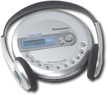 Click here for Panasonic Portable CD Player with Digital AM/FM Tu... prices