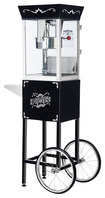 Great Northern Popcorn - Matinee Movie Popper Popcorn Maker - Black