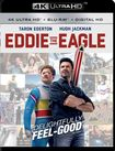 Eddie The Eagle [4k Ultra Hd Blu-ray/blu-ray] 5250001