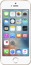 Apple - Geek Squad Certified Refurbished Iphone Se With 64gb Memory Cell Phone - Gold (sprint)