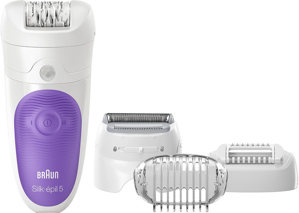 Braun - Silk-épil 5 Epilator - Lilac 5252204