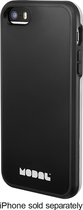 Modal - Case for Apple® iPhone® 5 and 5s - Black/Gray