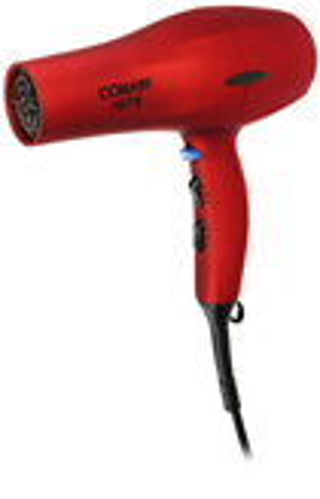 Conair - Hair Dryer - Red