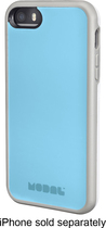 Modal - Case for Apple® iPhone® 5 and 5s - Light Blue