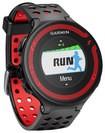 Garmin - Forerunner 220 GPS Watch - Black/Red