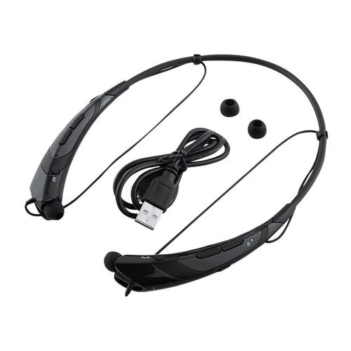 PK Distribution - Wireless Headphones - Black