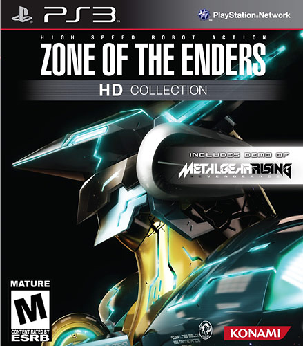 PS3-ZONE OF THE ENDERS...