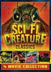 Sci-fi Creature Classics: 4-movie Collection (dvd) 5259029