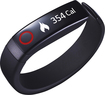 LG - Lifeband Touch Activity Tracker (Medium) - Black