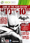 Batman: Arkham City - Game of the Year Edition - Xbox 360