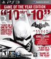 Batman: Arkham City - Game of the Year Edition - PlayStation 3