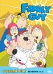Family Guy, Vol. 1: Seasons 1 & 2 [4 Discs] (dvd)