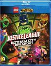 Lego Dc Comics Super Heroes: Justice League - Gotham City Breakout [blu-ray] [2 Discs] 5262309
