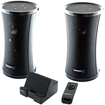 Sabrent - 8 W Home Audio Speaker System - Wireless Speaker(s) - iPod Supported - Pack of 2