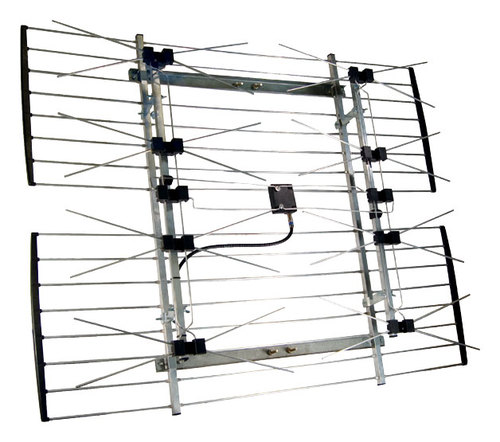 Channel Master - EXTREMEtenna 8-Bay HDTV Antenna - Silver
