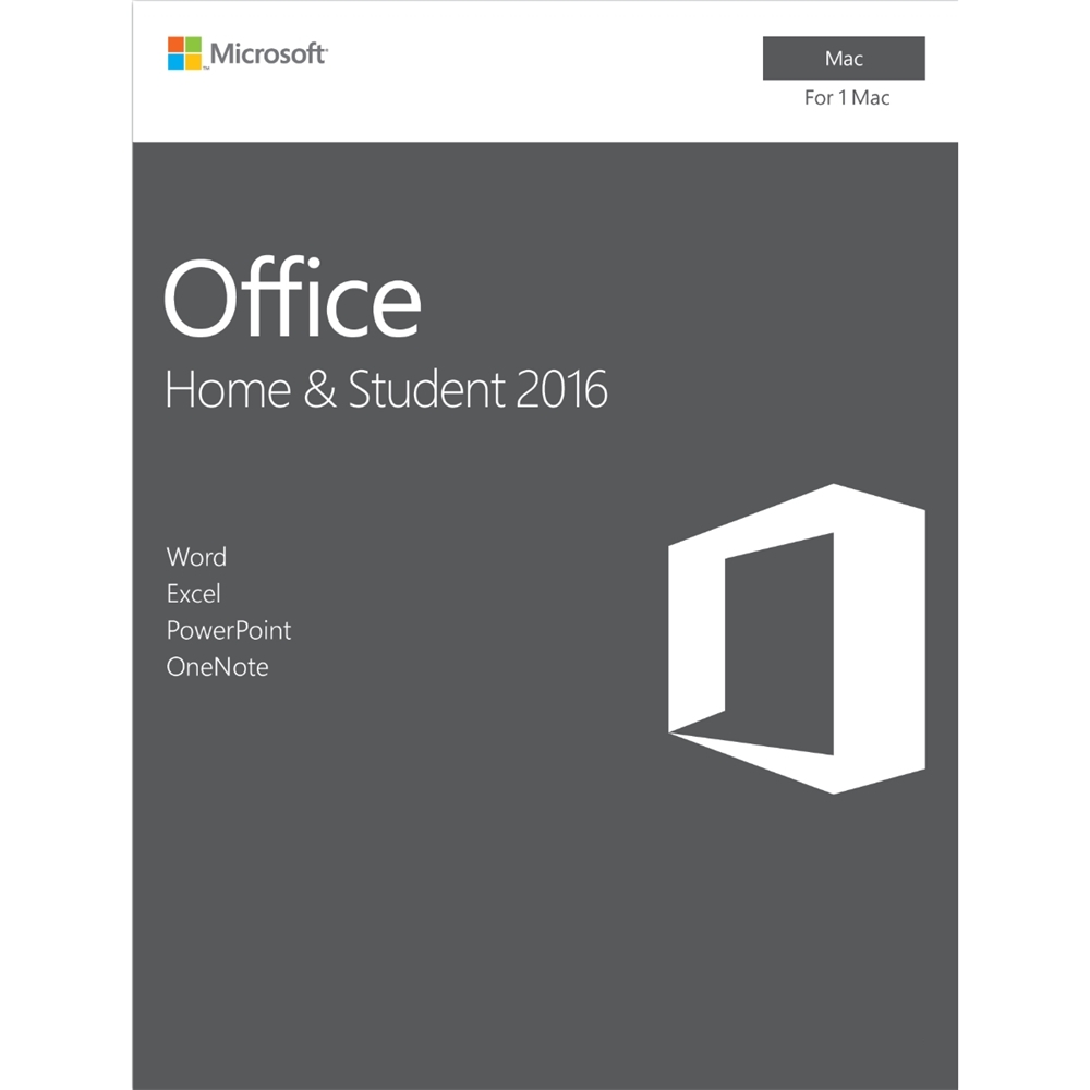 software office home student 2016 for mac best home office software