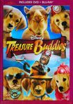 Treasure Buddies [2 Discs] [dvd/blu-ray] 5268900