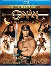 Conan: The Complete Quest [blu-ray] [2 Discs] 5272000
