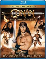 Conan: The Complete Quest (Blu-ray Disc) (2 Disc)