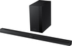 "Samsung - 400 Series 2.1-Channel Soundbar with 6-1/2"" Wireless Subwoofer - Black"